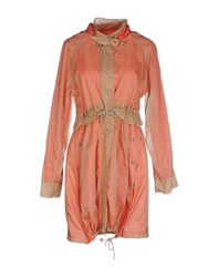 Hoss Intropia Coats And Jackets Full Length Jackets Women Coral