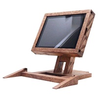 Woodwarmth Products Pos Stand