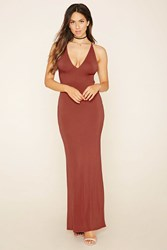 Forever 21 Layered Maxi Dress