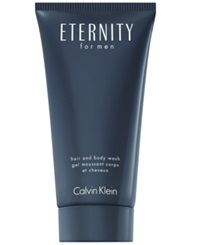 Calvin Klein Eternity For Men Hair And Body Wash 6.7 Oz