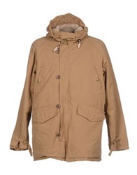 Red Soul Jackets Sand