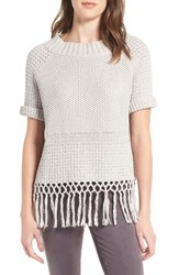 Current Elliott Women's The Peggy Cotton Sweater