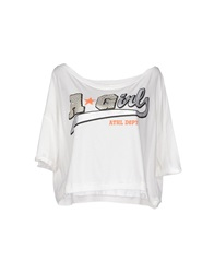 Amy Gee T Shirts White
