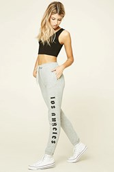 Forever 21 Los Angeles Sweatpants