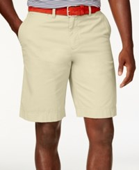 Tommy Hilfiger Core Classic Fit Chino Shorts Birch
