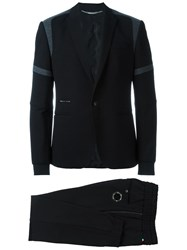 Philipp Plein 'The Cell' Suit Black