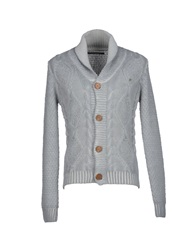 Fifty Four Cardigans Light Grey