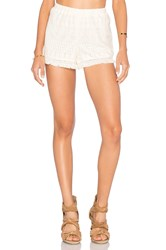Jack By Bb Dakota Juniper Short Ivory