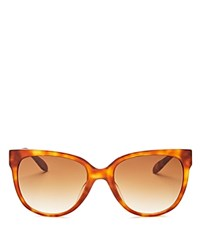 Moschino Wayfarer Sunglasses 55Mm Tortoise Gradient