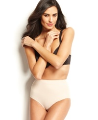 Naomi And Nicole Firm Control Soft And Smooth Comfortable Brief 7754 Nude