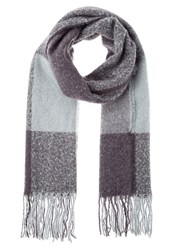 Miss Selfridge Scarf Blue
