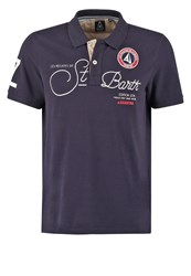 Gaastra Bernal Polo Shirt Navy Dark Blue