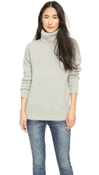 Demy Lee Ruth Sweater Light Heather Grey