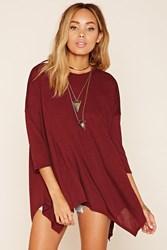 Forever 21 Drapey Trapeze Tee