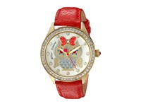 Betsey Johnson Bj00131 76 Patriotic Owl Red Gold Watches