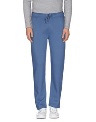 Hartford Trousers Casual Trousers Men Slate Blue