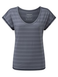 Tog 24 Propel Womens Tcz Stretch T Shirt Blue
