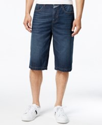 Sean John Men's Denim Shorts Russell Wash