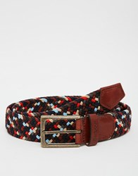Barbour Ford Belt Blue