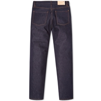 Apolis Standard Issue Selvedge Denim Jean Indigo