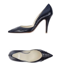 Michel Perry Pumps Dark Blue