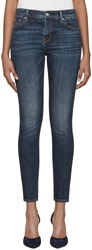 Earnest Sewn Blue High Rise Blake Jeans