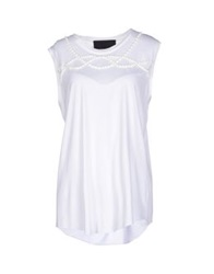 Jay Ahr T Shirts White