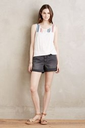 Pilcro Hyphen Chino Shorts Dark Grey