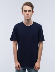 Levi's Sunset Pocket S S T Shirt