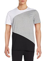 Sovereign Code Bergman Colorblock Tee White Black
