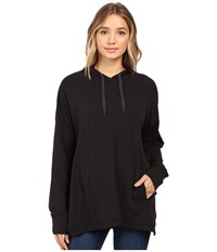 Hurley Dri Fit Novelty Pullover Black Women's Long Sleeve Pullover
