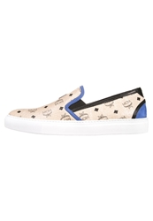 Michalsky Urban Normad Border Mcm Slipons Beige Blue