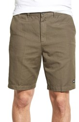 Men's Cova 'Hampton' Walking Shorts Army