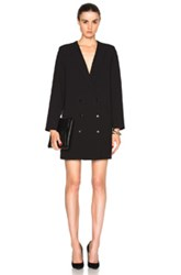Rodebjer Vira Blazer Dress In Black