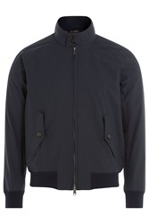 Baracuta Cotton Blend Jacket Blue