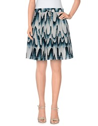 Boy By Band Of Outsiders Skirts Mini Skirts Women Pastel Blue