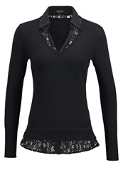 Morgan Mura Jumper Noir Black