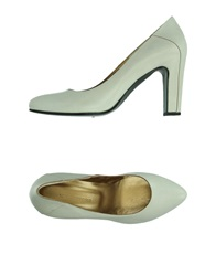 Roberto Del Carlo Pumps Light Grey