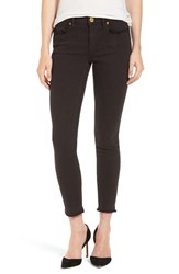 True Religion Women's Brand Jeans 'Halle' Frayed Ankle Skinny Jeans
