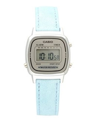 Casio Wrist Watches Sky Blue
