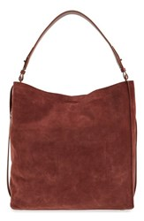 Allsaints 'Paradise North South' Suede Tote