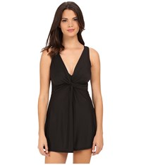 Miraclesuit Solid Marais One Piece Dd Cup Black Women's Swimsuits One Piece