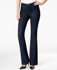Styleandco. Style And Co. Petite Flared Leg Jeans Rinse Wash Only At Macy's