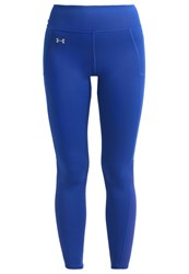 Under Armour Fly By Tights Blue