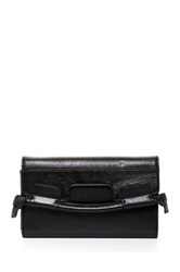 Foley Corinna City On A String Convertible Clutch Black