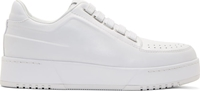 3.1 Phillip Lim White Leather Low Top Sneakers