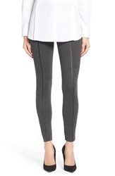 Women's Lysse Faux Leather And Ponte Leggings
