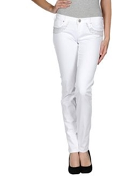 Take Two Casual Pants White