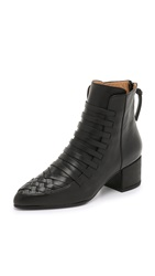 Thakoon Estelle Booties Black