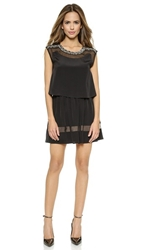 Madison Marcus Enchante Dress Black